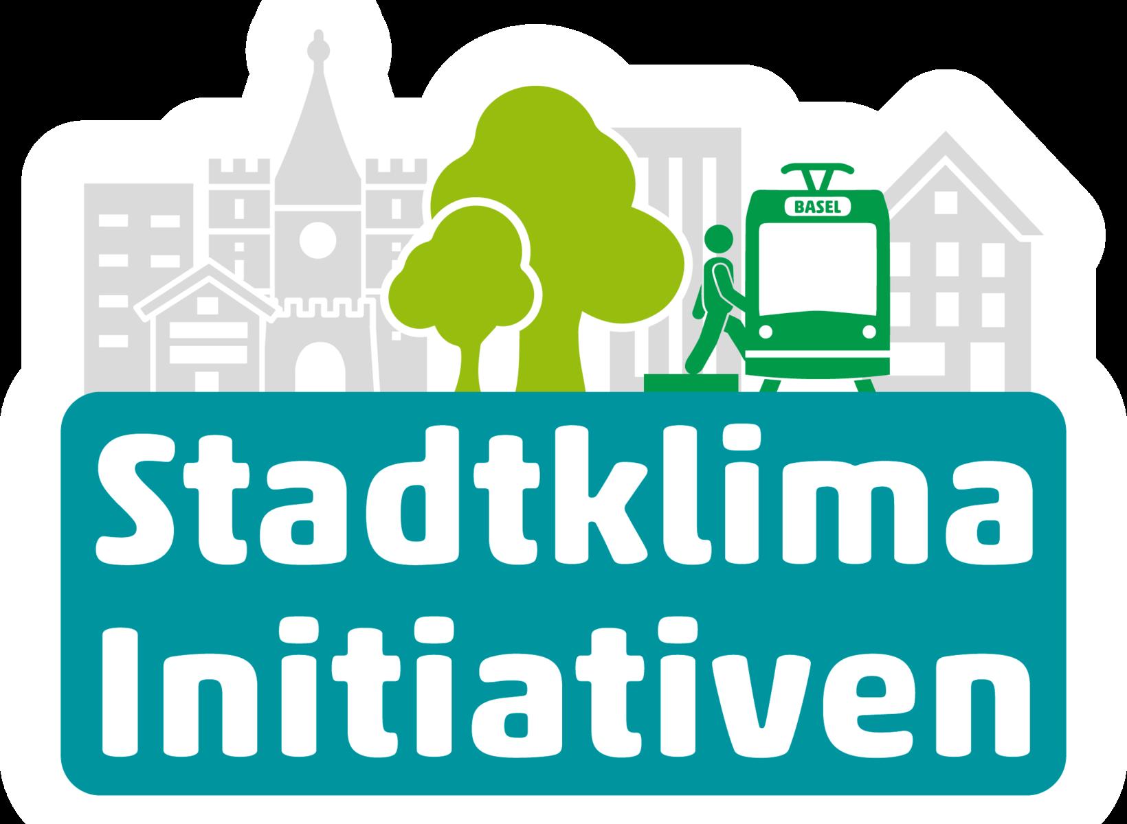 Die Stadtklima-Initiativen in Basel